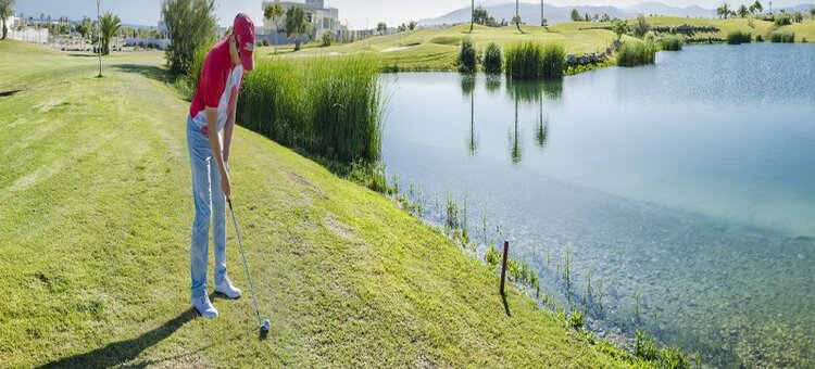 Green fees - Alboran Golf